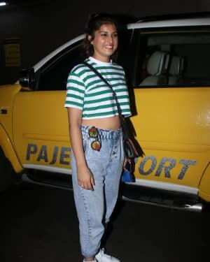 Divinaa Thackur - Photos: Celebs Spotted At Airport | Picture 1791163