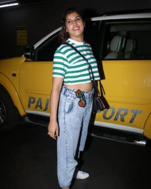 Divinaa Thackur - Photos: Celebs Spotted At Airport | Picture 1791162