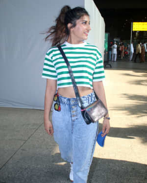 Divinaa Thackur - Photos: Celebs Spotted At Airport | Picture 1791159