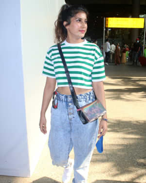 Divinaa Thackur - Photos: Celebs Spotted At Airport | Picture 1791157