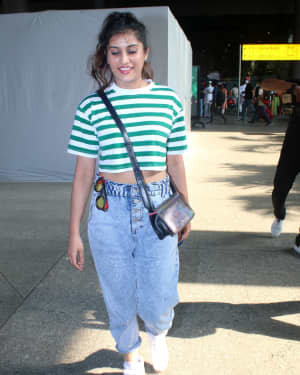 Divinaa Thackur - Photos: Celebs Spotted At Airport | Picture 1791160