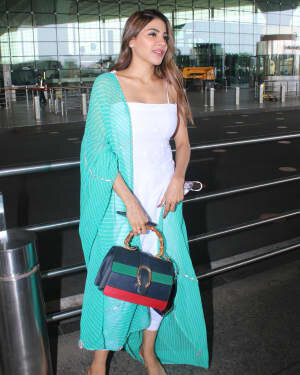 Nikki Tamboli - Photos: Celebs Spotted At Airport   Picture 1791177