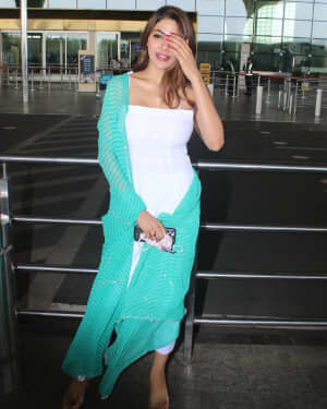 Nikki Tamboli - Photos: Celebs Spotted At Airport   Picture 1791182