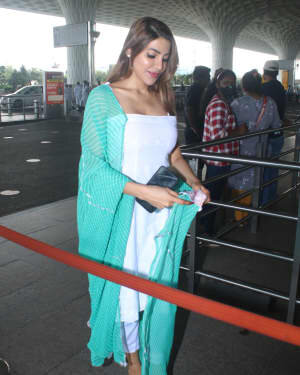 Nikki Tamboli - Photos: Celebs Spotted At Airport   Picture 1791188