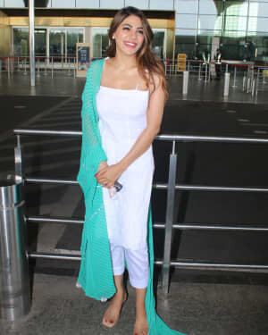 Nikki Tamboli - Photos: Celebs Spotted At Airport   Picture 1791180