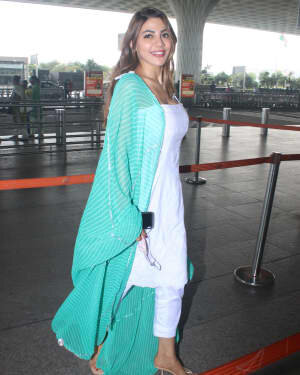 Nikki Tamboli - Photos: Celebs Spotted At Airport   Picture 1791190