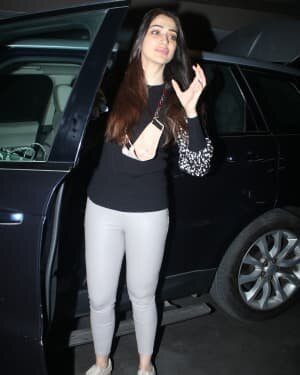 Raai Laxmi - Photos: Celebs Spotted At Airport