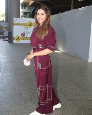 Nikki Tamboli - Photos: Celebs Spotted At Airport | Picture 1791772