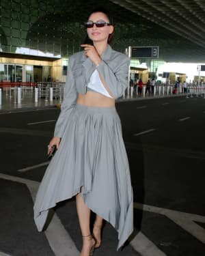 Urvashi Rautela - Photos: Celebs Spotted At Airport
