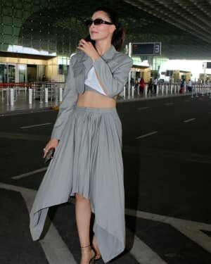 Urvashi Rautela - Photos: Celebs Spotted At Airport | Picture 1791756