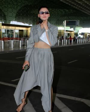 Urvashi Rautela - Photos: Celebs Spotted At Airport | Picture 1791757