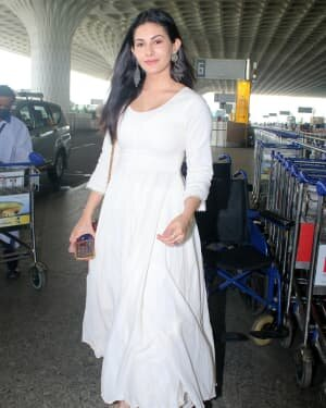 Amyra Dastur - Photos: Celebs Spotted At Airport | Picture 1791761