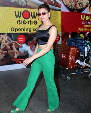 Urvashi Rautela - Photos: Celebs Spotted At Airport | Picture 1820661