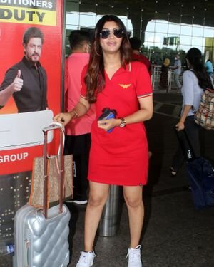 Akanksha Puri - Photos: Celebs Spotted At Airport | Picture 1820686