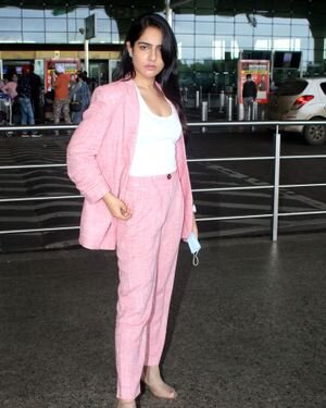 Malvi Malhotra - Photos: Celebs Spotted At Airport | Picture 1820696