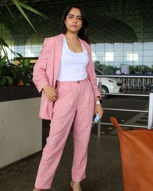 Malvi Malhotra - Photos: Celebs Spotted At Airport | Picture 1820697
