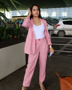 Malvi Malhotra - Photos: Celebs Spotted At Airport | Picture 1820699