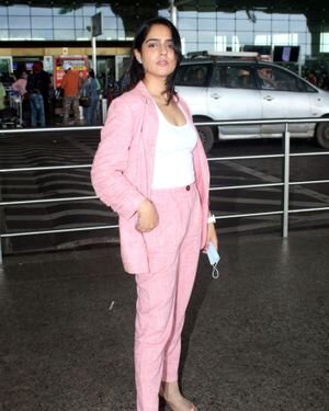 Malvi Malhotra - Photos: Celebs Spotted At Airport | Picture 1820698