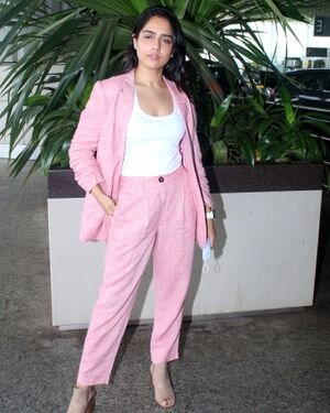 Malvi Malhotra - Photos: Celebs Spotted At Airport | Picture 1820694