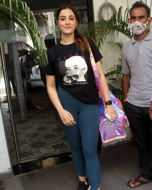 Nupur Sanon - Photos: Celebs Spotted At Gym | Picture 1820719