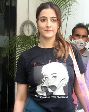 Nupur Sanon - Photos: Celebs Spotted At Gym