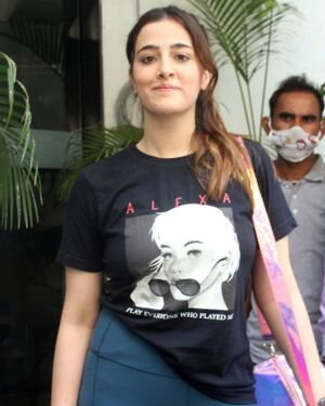 Nupur Sanon - Photos: Celebs Spotted At Gym | Picture 1820720