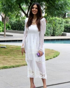 Photos: Malavika Mohanan Snapped During Birthday Celebration   Picture 1820772