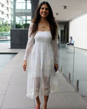 Photos: Malavika Mohanan Snapped During Birthday Celebration   Picture 1820779