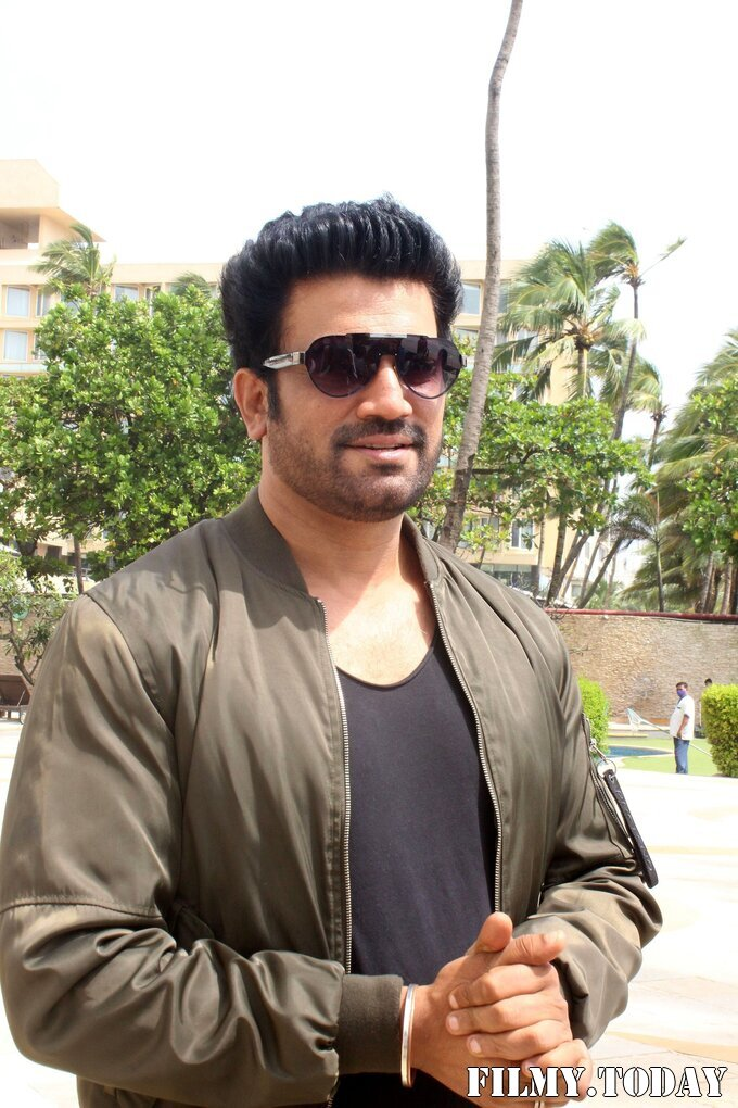Sharad Kelkar - Photos: Celebs Spotted At At Sun & Sand Hotel   Picture 1820817