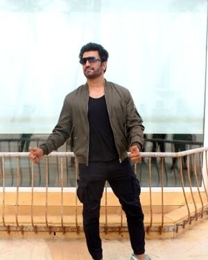 Sharad Kelkar - Photos: Celebs Spotted At At Sun & Sand Hotel | Picture 1820818
