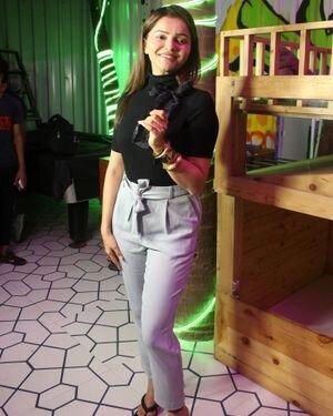 Rubina Dilaik - Photos: Celebs Spotted At Atrangz Studio Versova