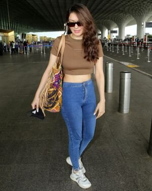 Hansika Motwani - Photos: Celebs Spotted At Airport   Picture 1820869