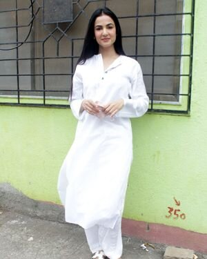Sonal Chauhan - Photos: Celebs Spotted At Andheri