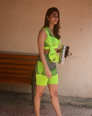 Pooja Hegde - Photos: Celebs Spotted At Gym | Picture 1820905
