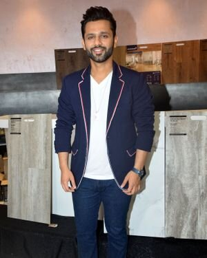 Rahul Vaidya - Photos: The Launch Of Responsive Floors AD Film   Picture 1820912