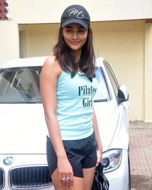 Pooja Hegde - Photos: Celebs Spotted At Gym | Picture 1821068