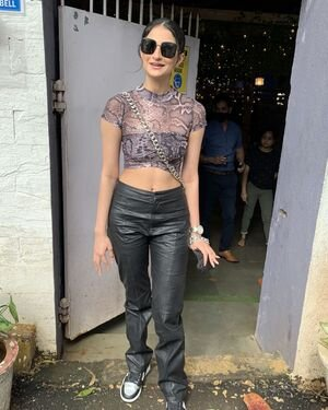 Palak Tiwari - Photos: Celebs Spotted At Versova | Picture 1821088