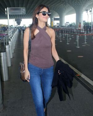 Vaani Kapoor - Photos: Celebs Spotted At Airport