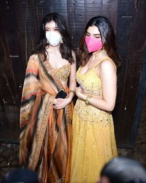 Photos: Celebs At Rhea Kapoor & Karan Boolani Wedding