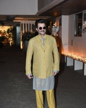 Anil Kapoor - Photos: Celebs At Rhea Kapoor Wedding Party At Anil Kapoor's House | Picture 1822225