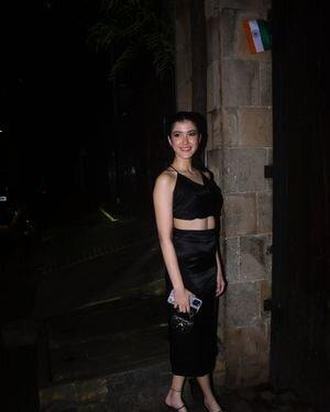 Shanaya Kapoor - Photos: Celebs At Rhea Kapoor Wedding Party At Anil Kapoor's House