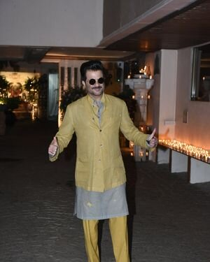 Anil Kapoor - Photos: Celebs At Rhea Kapoor Wedding Party At Anil Kapoor's House | Picture 1822228