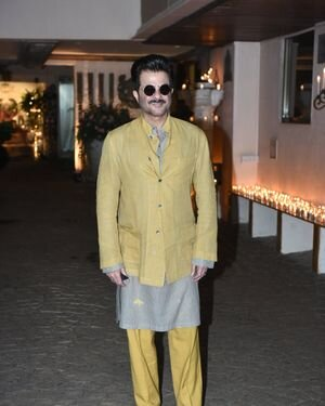 Anil Kapoor - Photos: Celebs At Rhea Kapoor Wedding Party At Anil Kapoor's House | Picture 1822226