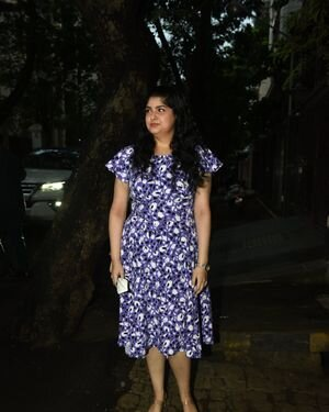 Photos: Celebs At Rhea Kapoor Wedding Party At Anil Kapoor's House | Picture 1822232