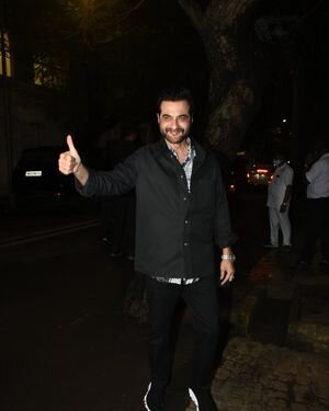 Photos: Celebs At Rhea Kapoor Wedding Party At Anil Kapoor's House | Picture 1822244