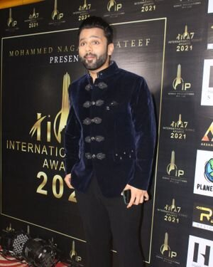 Rahul Vaidya - Photos: Celebs At The Red Carpet International Iconic Awards Season 7   Picture 1822191