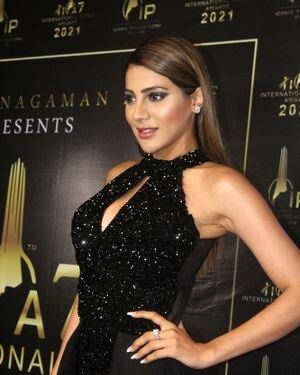 Nikki Tamboli - Photos: Celebs At The Red Carpet International Iconic Awards Season 7 | Picture 1822384