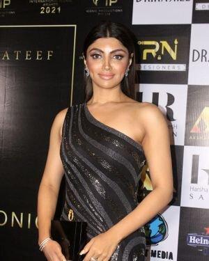 Akanksha Puri - Photos: Celebs At The Red Carpet International Iconic Awards Season 7 | Picture 1822360