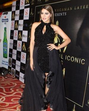 Nikki Tamboli - Photos: Celebs At The Red Carpet International Iconic Awards Season 7 | Picture 1822377