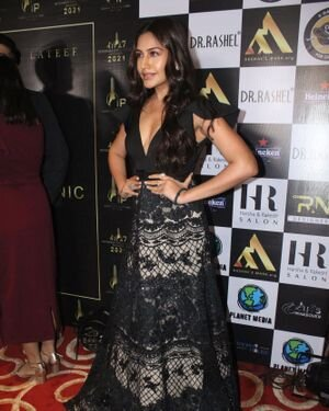 Surbhi Chandna - Photos: Celebs At The Red Carpet International Iconic Awards Season 7 | Picture 1822181